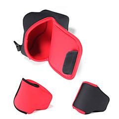 18-55mm와 캐논 EOS m3에 대한 dengpin® 네오프렌 소프트 카메라 보호 케이스 가방 파우치 (모듬 색상)