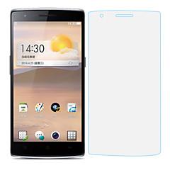 お買い得  その他のスクリーンプロテクター-スクリーンプロテクター OnePlus のために One Plus 1 強化ガラス 1枚 液晶保護シート ハイディフィニション(HD)