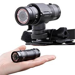 abordables Cámaras deportivas-nuevo mini deporte f9 dv hd 1080p se divierte la cámara a prueba de agua la cámara de acción digital videocámara de deportes extremos