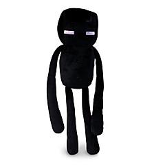 abordables muñecas-juguetes de peluche Juguetes Novedosos Novedades Robot Felpa Negro Para Chicos / Para Chicas