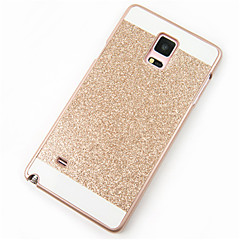 billige Galaxy Note 4 Etuier-Etui Til Samsung Galaxy Samsung Galaxy Note Mønster Bagcover Glitterskin PC for Note 5 Note 4 Note 3