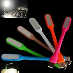 お買い得  LED 電球-フレキシブルledタッチusbの光超明るいポータブルミニusbのledランプのノートパソコンのノートパソコンのコンピュータのコンピュータ
