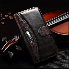 iphone 7 плюс роскошный подлинный кожаный бумажник случае с держателей карт для Iphone 6с 6 плюс