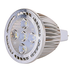 GU5.3(MR16) Spot LED MR16 5 SMD 630 lm Blanc Chaud Blanc Froid 2800-3200/6000-6500 K Décorative AC 85-265 AC 12 V