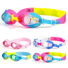 Kids Swim Eyewear Waterproof Anti-fog Children Silicone Swimming Goggles Glasses Boys Girls Swimsuit Goggles