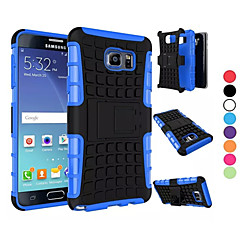 billige Galaxy Note 3 Etuier-Etui Til Samsung Galaxy Samsung Galaxy Note Stødsikker Bagcover Rustning PC for Note 5 Edge Note 5 Note 4 Note 3
