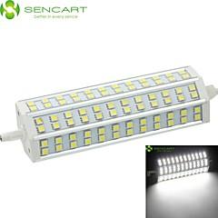お買い得  LED 電球-SENCART 1800-2000lm R7S LEDフラッドライト 埋込み式 72 LEDビーズ SMD 5060 調光可能 温白色 / クールホワイト 85-265V