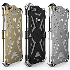 Недорогие Кейсы для iPhone 6 Plus-Для Кейс для iPhone 6 Plus Защита от удара Кейс для Задняя крышка Кейс для Армированный Твердый Металл Apple iPhone 6s Plus/6 Plus