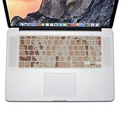 お買い得  MAC 用キーボード カバー-MacBookの空気13.3、網膜13 15 17私たちのレイアウトでのMacBook Pro用の迷彩デザインシリコーンキーボードカバー皮