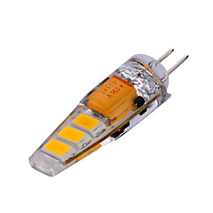 olcso LED izzók-YWXLIGHT® 500-700 lm G4 LED betűzős izzók T 6 led SMD 5730 Dekoratív Meleg fehér Hideg fehér DC 24 V AC 24V AC 12V DC 12V