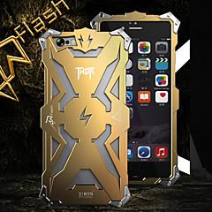 Для Кейс для iPhone 6 / Кейс для iPhone 6 Plus Защита от удара Кейс для Задняя крышка Кейс для Армированный Твердый МеталлiPhone 6s