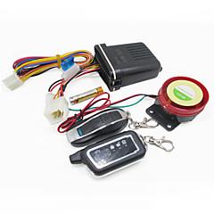 お買い得  カーアクセサリー-オートバイスクーター2の方法は、盗難防止警報スピーカー125デシベルセキュリティシステムリモコン振動センサーアラーム