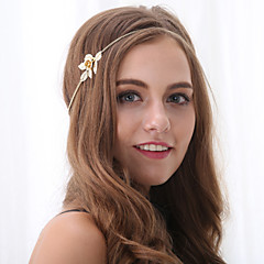 Feest / Dagelijks / Causaal - Haarbanden (Legering , Gouden)