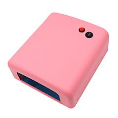 2colour 고품질 36w의 자외선 램프 220V EU 플러그 네일 램프 전문 젤 네일 드라이어 경화 빛 네일 아트 도구