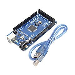 お買い得  マザーボード-(Arduinoのための)()Arduinoのための(公式に対応してメガ2560 R3)のためのメガ2560 R3モジュールfunduinoに改善