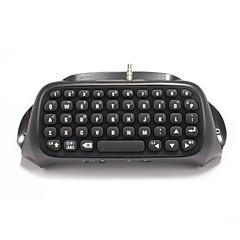 Teclado y Mouse Para PS4 Mini Recargable Empuñadura de Juego Bluetooth Teclado