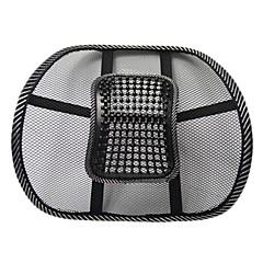 Недорогие Чехлы для сидений и аксессуары для транспортных средств-ZIQIAO Подушечки под спину в авто Подушки для талии Назначение for Универсальный