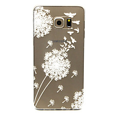 Dayan Dandelion Feel Thin TPU Case for GALAXY S5/S5mini /S6/S6Edge/s/S6Edge plus