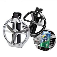 Χαμηλού Κόστους -ziqiao έξοδο αέρα καθολική άνεμος auto αυτοκίνητο μονταρίσματος κάτοχος μπουκάλι φλιτζάνι ποτό