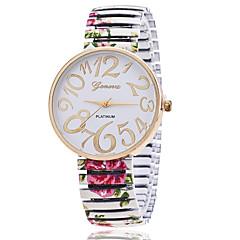 halpa Naisten kellot-Xu™ Naisten Quartz Arkikello Metalliseos Bändi Viehätys Muoti Musta  Valkoinen Vihreä  Vaaleanpunainen