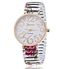 preiswerte Damenuhren-Xu™ Damen Quartz Armbanduhr Armbanduhren für den Alltag Legierung Band Charme Modisch Schwarz Weiß Grün Rosa