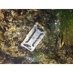 tanie Etui do iPhone 6s-wodoodporna metalowa aluminiowa gorilla glass case + opaska sportowa dla iPhone 6s 6 plus