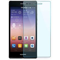 olcso Huawei képernyővédők-robbanásbiztos prémium edzett üveg filmvászon védőburkolat 0,3 mm edzett membrán ív Huawei p7