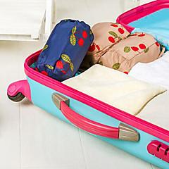 Travel Luggage Organizer / Packing Organizer Portable Travel Storage for Clothes Nylon / Travel