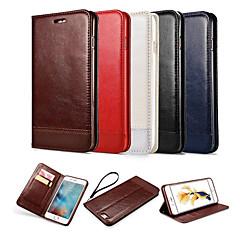 Назначение iPhone X iPhone 8 iPhone 6 iPhone 6 Plus Чехлы панели Кошелек Бумажник для карт со стендом Флип Магнитный Чехол Кейс для