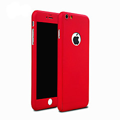olcso iPhone 6 Plus tokok-Case Kompatibilitás Apple iPhone 8 iPhone 8 Plus iPhone 5 tok Ütésálló Fekete tok Páncél Kemény PC mert iPhone 8 Plus iPhone 8 iPhone 7