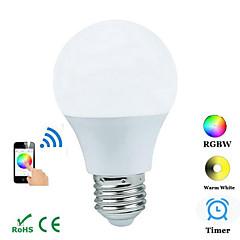olcso Akciók-300-3600 lm E26/E27 Dekoratív B 1 led COB Bluetooth RGB AC 100-240V AC 85-265V