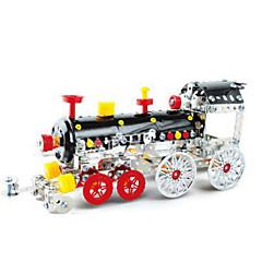 3D-puzzels Metalen puzzels Speelgoedauto's Trein Speeltjes Trein 353 Stuks