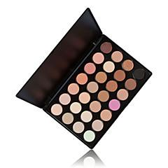 Nieuwe 28 kleuren oogschaduw matte glans& glitter palet oorspronkelijke kleur