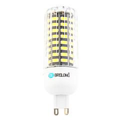 9W G9 LED Λάμπες Καλαμπόκι T 80 leds SMD Θερμό Λευκό Ψυχρό Λευκό 800lm 6000-6500;3000-3500K AC 220-240V