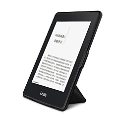magnetische lederen case cover voor Amazon Kindle paperwhite1 2 3 6 inch ereader stand case