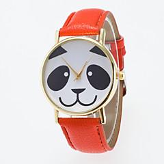 preiswerte Tolle Angebote auf Uhren-Damen Armbanduhr PU Band Charme / Modisch Schwarz / Weiß / Blau / Ein Jahr / Jinli 377