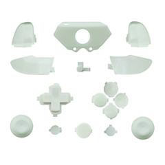 abordables Skins para Xbox One-Partes de reemplazo del controlador del juego Para Xbox Uno ,  Partes de reemplazo del controlador del juego ABS 1 pcs unidad
