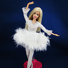 Elbiseler İçin Barbie Bebek Elbiseler İçin Kız Oyuncak bebek