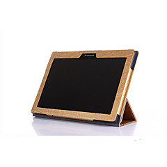 For Lenovo Tab2 A10-30 Case Available High Quality Thin 3 Folding Flip Leather Cover For Tab 2 X30F A10-30 Tablet