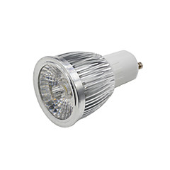 5W E14 GU10 GU5.3 (MR16) GX5.3 B22 E26/E27 LED-spotlampen MR16 1PCS leds COB 250-300lm Warm wit Koel wit Warm White/2800-3200K Cool