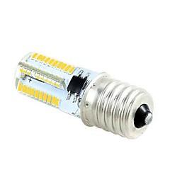 preiswerte LED-Birnen-5W 400-450 lm E17 LED Mais-Birnen T 80 Leds SMD 3014 Warmes Weiß Kühles Weiß Wechselstrom 220-240V