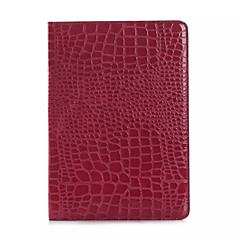 mody wysokiej jakości skóry krokodyla Slim etui do iPad 2 Smart Cover powietrza z przypadku stoiska aligatora wzór