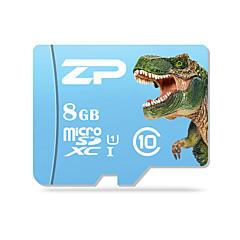 ZP 8Gt Micro SD-kortti TF-kortti muistikortti UHS-I U1 Class10
