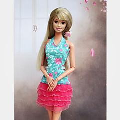 Jurken Voor Barbiepop Jurken Voor voor meisjes Speelgoedpop