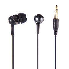 cheap Headsets & Headphones-In Ear Wired Headphones Balanced Armature Plastic Mobile Phone Earphone Headset