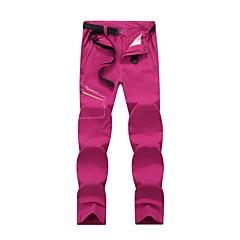 남여 공용 하이킹 팬츠 방수 빠른 드라이 비 방지 착용 가능한 통기성 바지 용 캠핑 & 하이킹 등산 사이클링/자전거 트라이 애슬론 달리기 L XL XXL XXXL