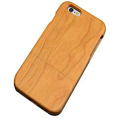 Для Кейс для iPhone 5 Чехлы панели С узором Задняя крышка Кейс для Имитация дерева Твердый Дерево для AppleiPhone 7 Plus iPhone 7 iPhone
