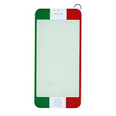 BENKS 3d изогнутую ультратонкий закаленное стекло протектора экрана для iPhone 6 / с iphone 6 / с плюс для футбольного кубка Италии