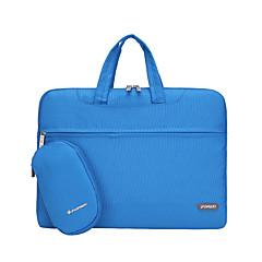 fopati® 11inch laptop táska / zsák / hüvely lenovo / mac / samsung zöld / kék / fekete / lila / szürke