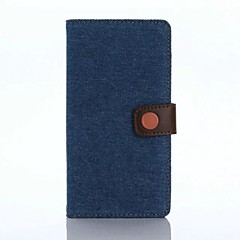 Назначение Кейс для Sony Xperia X Xperia XA Xperia Z5 Xperia Z3 Чехлы панели Кошелек Бумажник для карт со стендом Флип Чехол Кейс для